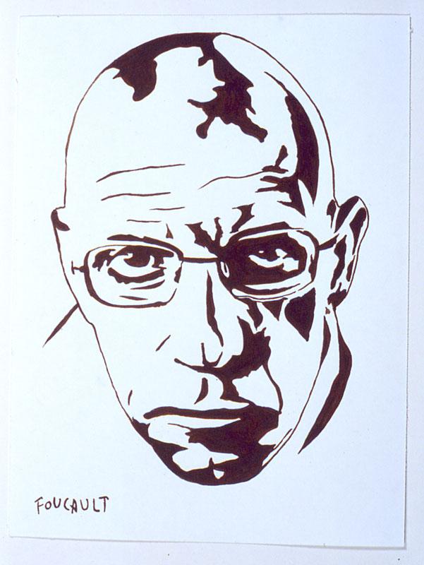 head foucault [Documentário] Foucault, por ele mesmo   Philippe Calderon